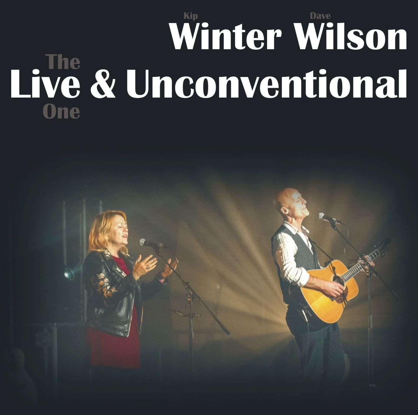 Live & Unconventional Front Cover