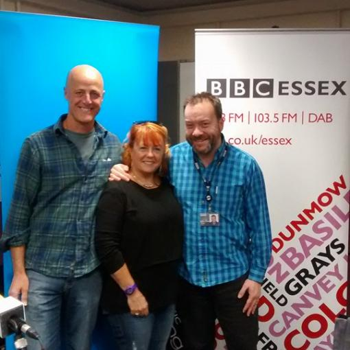 BBC Radio Essex with Tony Fisher