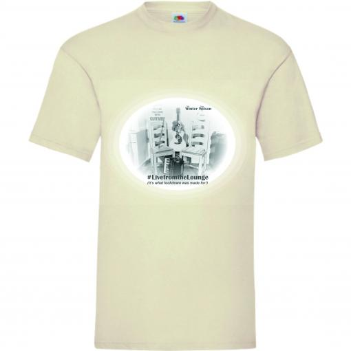 """Live from the Lounge"" T-shirt"