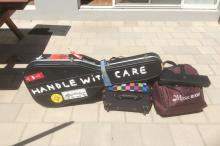 Photo of baggage